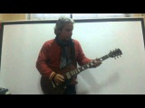Gary Moore - The Loner Cover(full version)GARRI PAT