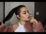 Slaying Glittery Valentine's Day Makeup Tutorial I Aylin Melisa