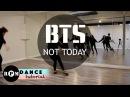 BTS Not Today Dance Tutorial Chorus, Ending