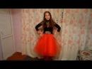 пышна юбка из фатина
