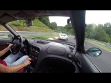 Alfa Romeo 156 2.5 210 Nurburgring 04082016 3 lap