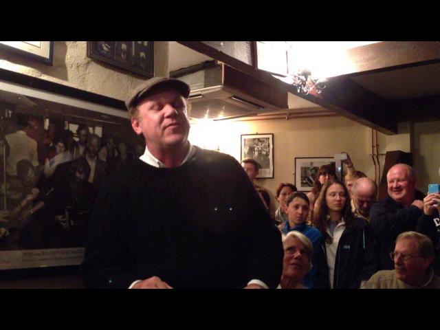 John C. Reilly sings