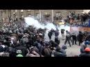 """Как раздуваются мировые пожары и где проходит грань между протестом и насилием? Вторая серия фильма Владимира Чернышёва «Революция """"под ключ""""» — в субботу на НТВ"""