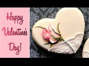 Beautiful Valentine's Rose Cookie 🥀🥀🥀