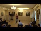 Отзыв Авдеев Сергей о курсе ораторского Антон Духовский ORATORIS
