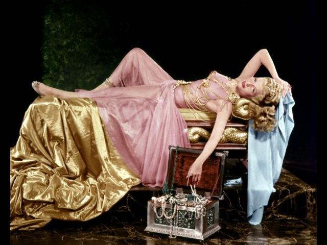 Salomé 1953 Dança dos Sete Véus