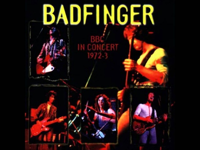 Badfinger Feelin Alright Live 1972 and VERY RARE