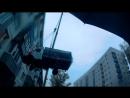 Бийчанин поднял грузовую газель на 4-й этаж жилого дома (Будни, 13.09.17г, Бийск