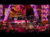 Тамерлан и Алёна Омаргалиева feat. DJ Mixonoff mix - Наши города (Концерт Жара в Vegase)