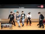 161102 Pentagon Switch Their Part Dance at News Ade - Gorilla