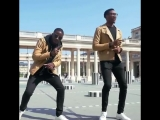 William &amp Djaneli's choreography to Andy's hit 'Beyonc