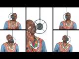 Крутое исполнение песни в стиле афро-пелла(африканская акапелла)