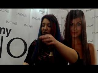 Мастер-классы по современным техникам окрашивания волос с ArganPlex от INOAR