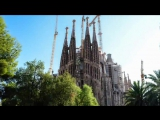 Four Days in Barcelona - A Timelapse - Hyperlapse Motion Video [HD]