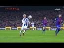 Гол Хуанми Барселона 5 2 Реал Сосьедад Кубок Испании