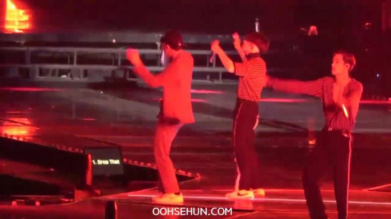 [FANCAM] 170527 EXO's Sehun - Drop that @ The EXO'rDIUM[dot] in Seoul D-1