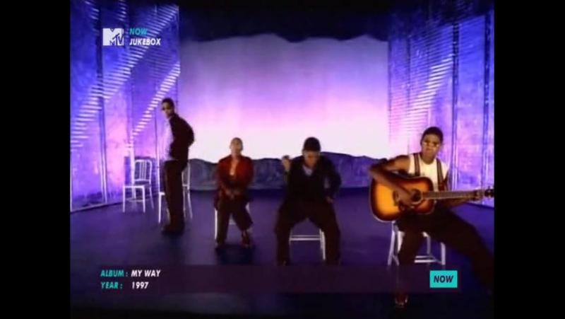 USHER - You Make Me Wanna... (MTV 1997 - MTV Adria Air)