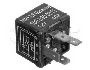 Реле, кондиционер для AUDI CABRIOLET (8G7, B4)