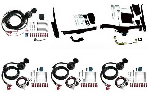 Прицепное оборудование для AUDI COUPE (89, 8B)