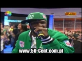 50 Cent feat Tony Yayo and Lloyd Banks Get Up (Live)