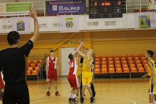 Зональный этап Всероссийских соревнований юноши 2003 г.р.