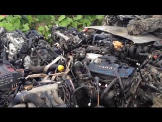 SWAP комплекты, двигатели, запчасти - готовим к отправке