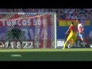 ЧИ 2012 13 35 тур Атлетико Мадрид Барселона 1 2 1 тайм
