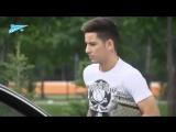 Эксклюзив «Зенит-ТВ» Себастьян Дриусси прибыл на базу в Удельном парке