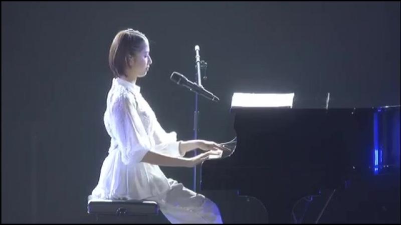 Tamai Shiori on Piano - MOON PRIDE Rehearsal