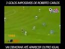 3 нереальных гола от Роберто Карлоса