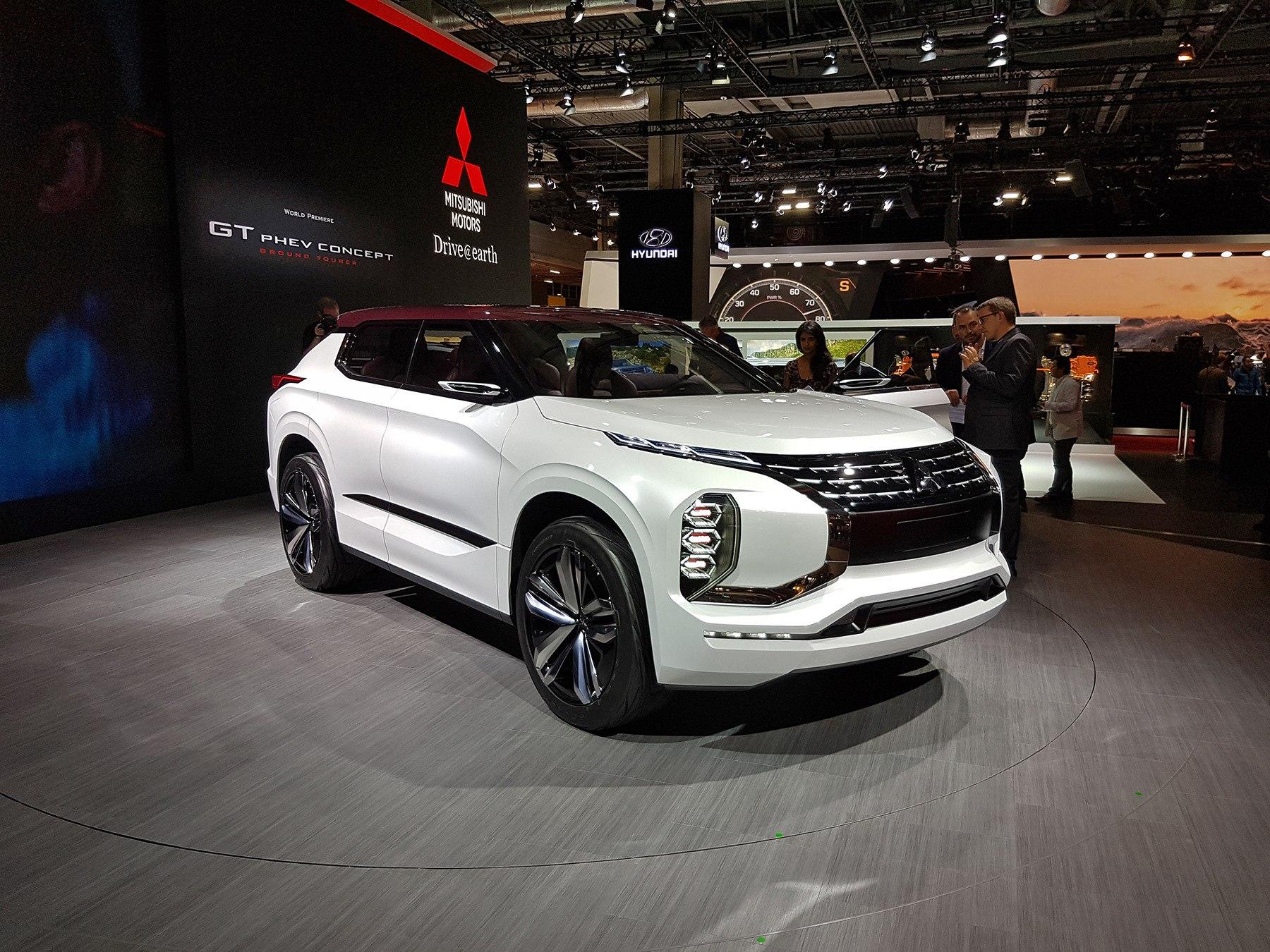 В Mitsubishi тоже готовят купе-кроссовер