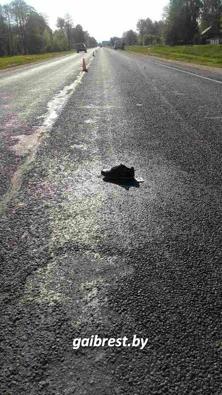 Подробности от ГАИ: на погранпереходе при досмотре автобуса обнаружено тело мужчины