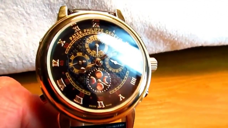 Купить часы patek philippe sky tourbillon