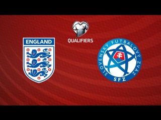 Англия - Словакия
