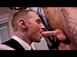 Gay Cinema Hall - [LucasEntertainment.com] Dylan James Gives Emerson Palmers Ass Professional Training