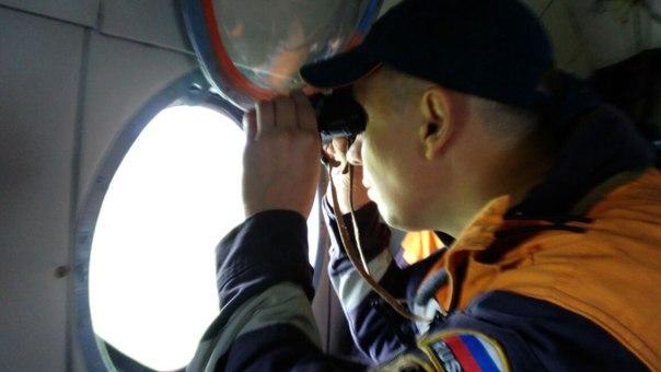 В Сите ищут с вертолета МЧС мужчину - пропавшего ягодника