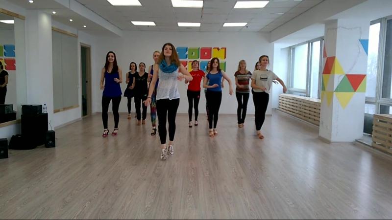 Salsa Lady Style / Oleskiv Tatiana » Freewka.com - Смотреть онлайн в хорощем качестве