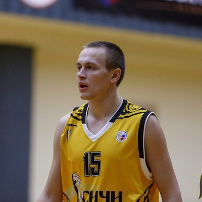 Алексей Кривоченков