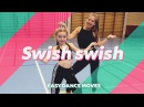 SWISH SWISH - Katy Perry feat. Nicki Minaj - Easy Dance Moves - Dansstudio Sarah choreography