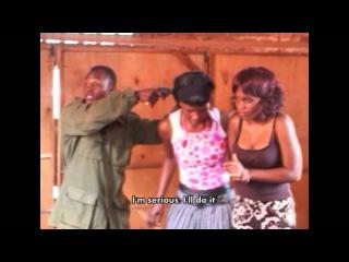 Uganda warriors action scenes