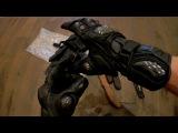 Перчатки для ножевого боя Flowknife, мини обзор