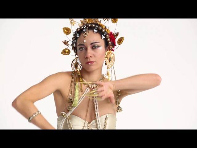 Yana Yamana - tribal fusion (temple dance inspiration)