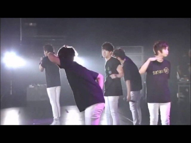 SS501 - Be a star