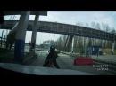 Lifan LF250-b . Дама на X6, таранит мужа мотоциклиста