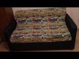 ВЛОГ: Собираем стеллаж, новый диван. Мебель из ИКЕИ