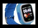 Китай Самые Дешевые Товары Купить[Подлинная] GPS смарт-часы наручные Q90 с Wifi сенсо ...