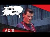 Lazy town Dance  Лентяево  Super Sonic!