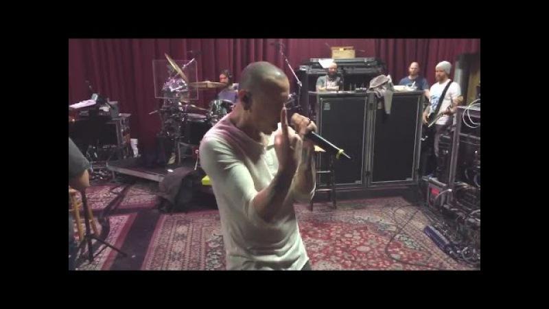 Heavy - Nu Metal Version by Linkin Park [Rehearsals 1]