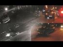 ДТП на Энергостроителей попало на видео в Сургуте