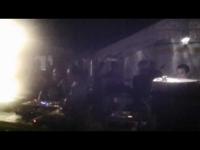 OBF inna dubplate style Dub Corner !! @ Garance Reggae Festival 2012